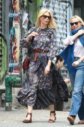 Claudia Schiffer Street Style - NYC 05/30/2019