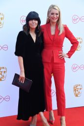 Claudia Winkleman and Tess Daly – BAFTA TV Awards 2019