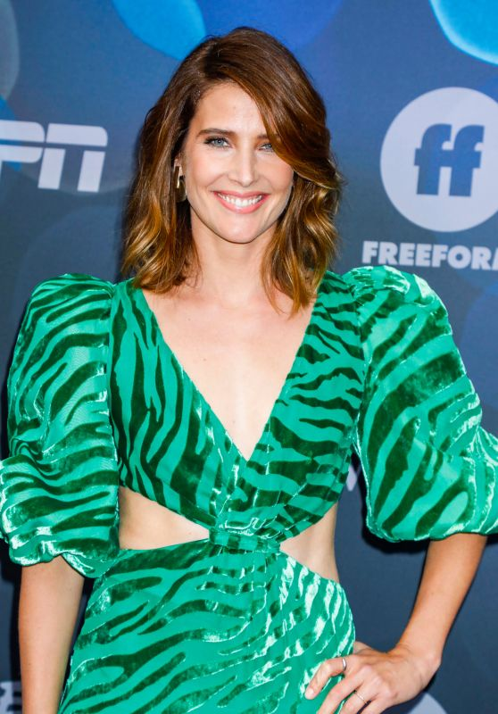 Cobie Smulders - ABC Disney Television 2019 Upfront in NY 05/14/2019