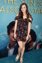 "Colleen Donovan – ""The Sun Is Also A Star"" Premiere in LA"