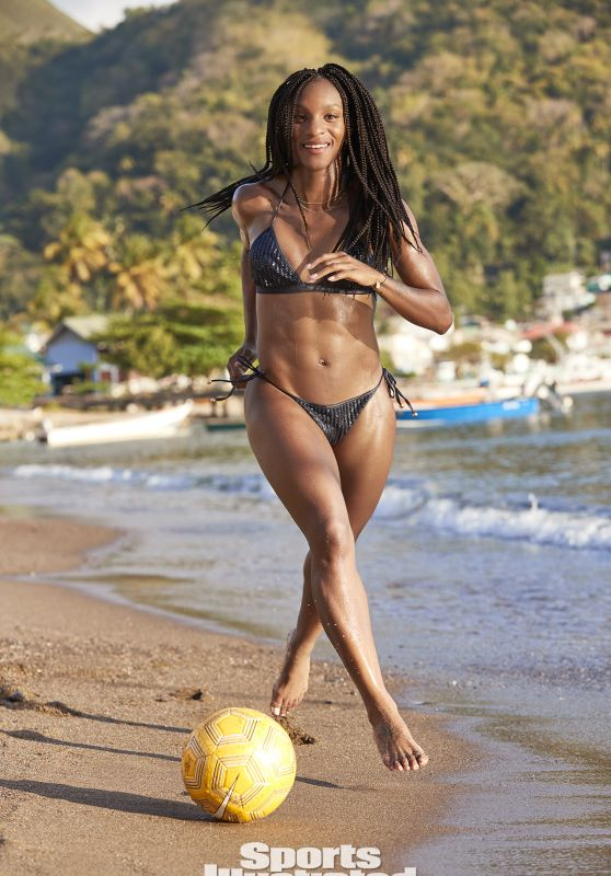 Crystal Dunn – SI Swimsuit 2019