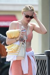 Dakota Fanning - Out in Studio City 05/02/2019