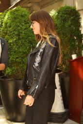 Dakota Jonhson - Leaving Her Hotel in NY 05/06/2019