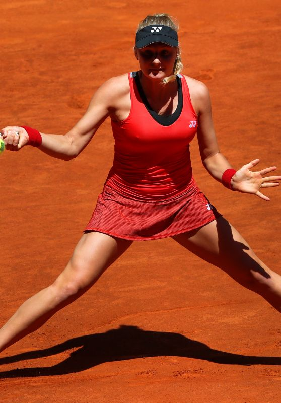 Dayana Yastremska – Mutua Madrid Open Tennis Tournament 05/05/2019