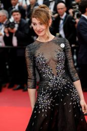 "Deborah Francois – ""La Belle Epoque"" Red Carpet at Cannes Film Festival"