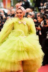"Deepika Padukone – ""Dolor y Gloria"" Red Carpet at Cannes Film Festival"