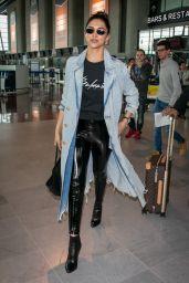 Deepika Padukone Style - Nice Airport in France 05/18/2019