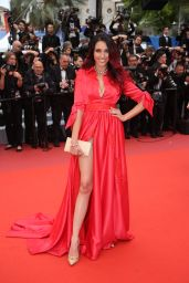 "Delphine Wespiser – ""The Best Years of a Life"" Red Carpet at Cannes Film Festival"