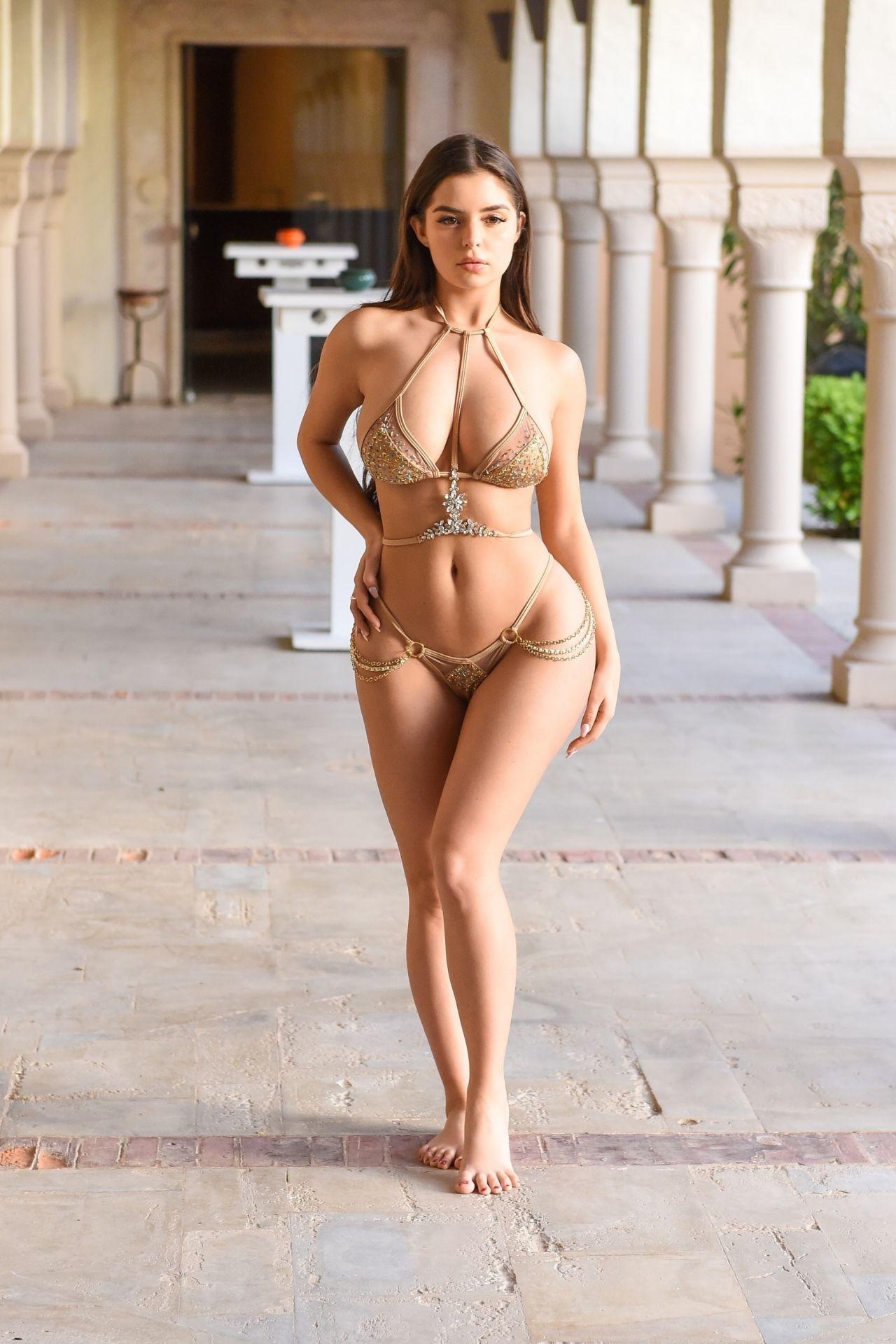 Demi Rose In A Bikini - Photoshoot In Tunisia 05142019-7106