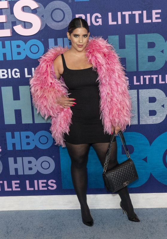 "Denise Bidot – ""Big Little Lies"" Season 2 Premiere in NYC"