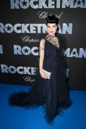 "Dita Von Teese – ""Rocketman"" Gala Party at Cannes Film Festival"