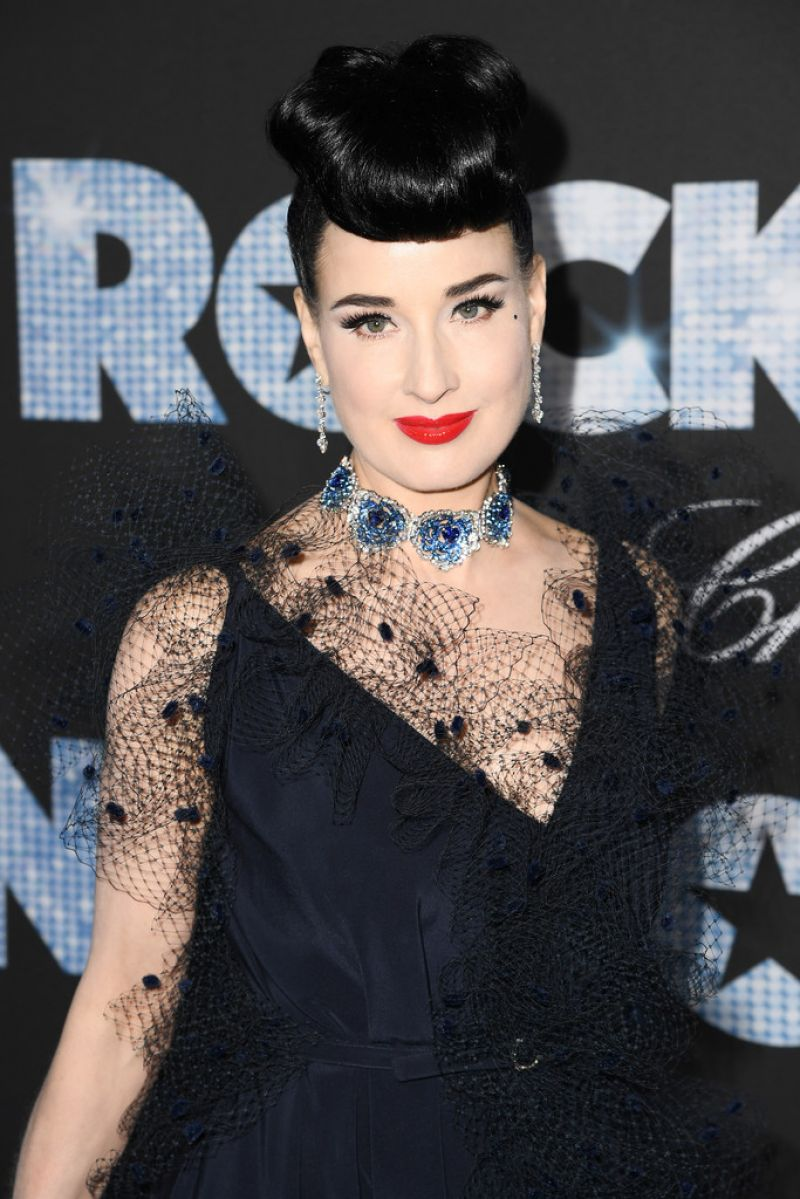 Dita Von Teese Sexy - The Fappening Leaked Photos 2015-2019