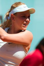 Donna Vekic – Mutua Madrid Open Tennis Tournament 05/05/2019