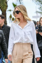 Doutzen Kroes Looks Stylish - Cannes 05/20/2019