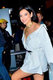 Dua Lipa - Leaving The Bowery Hotel in NYC 04/30/2019