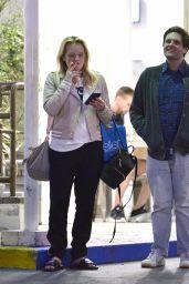 Elisabeth Moss - Leaving Sushi Park in LA 05/29/2019