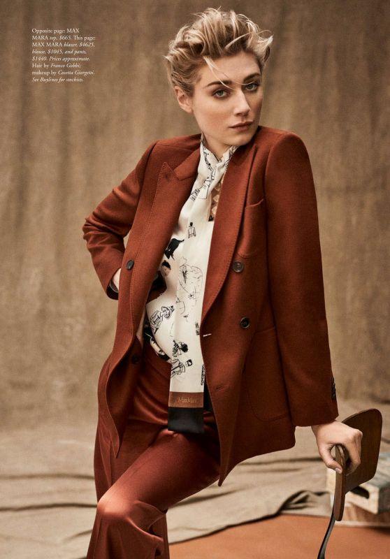 Elizabeth Debicki - Harper's Bazaar Australia June/July 2019 Issue