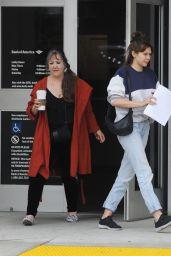 Elizabeth Olsen Street Style - Out in LA 05/18/2019