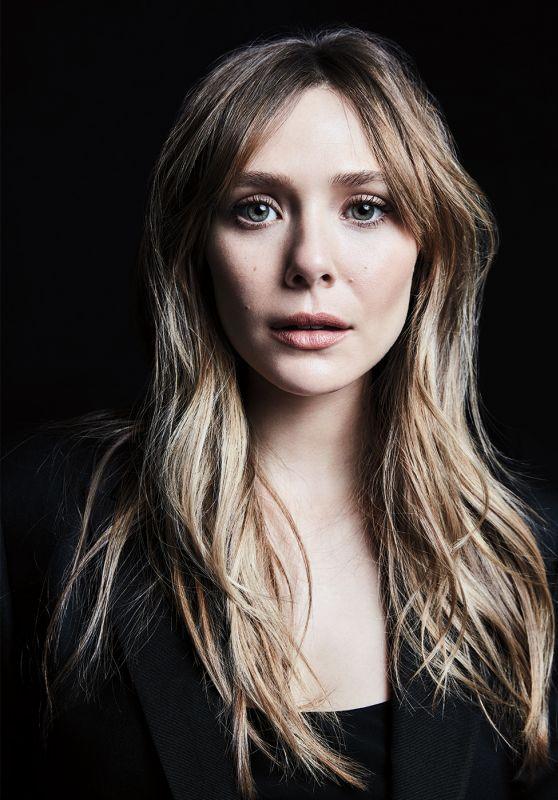 Elizabeth Olsen – Variety's Emmy Portrait Photographed (2019)
