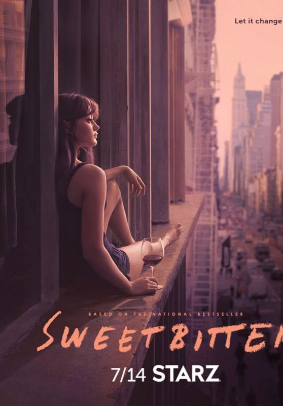 """Ella Purnell - """"Sweetbitter"""" Season 2 Poster and Trailer"""