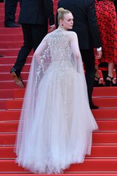 Elle Fanning – 72nd Cannes Film Festival Closing Ceremony 05/25/2019