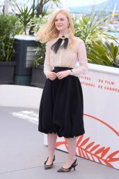 Elle Fanning – Jury Photocall at the Cannes Film Festival 05/14/2019