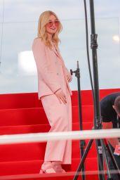Elle Fanning - Martinez Hotel in Cannes 05/15/2019