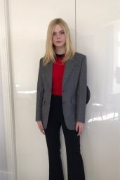 Elle Fanning - Personal Pics 05/15/2019
