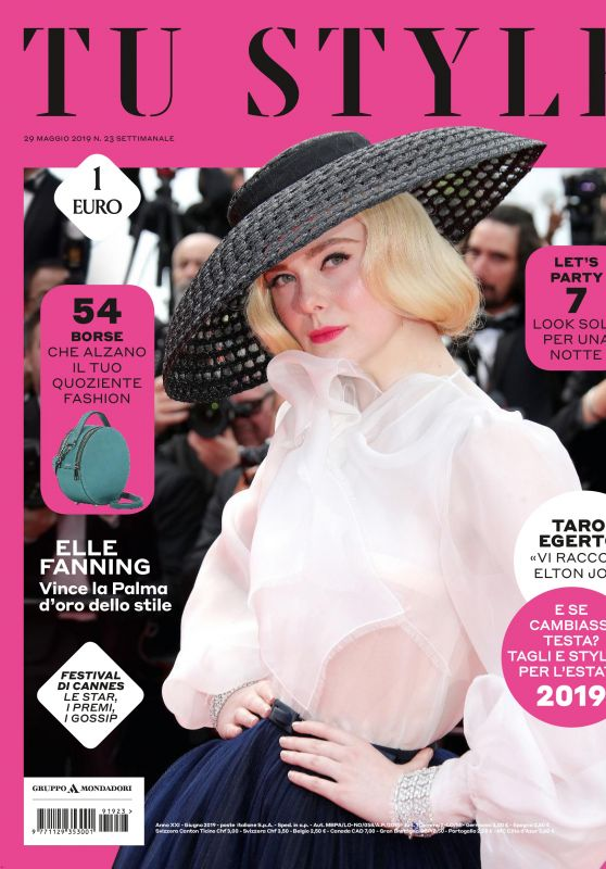 Elle Fanning - Tu Style N.23 05/28/2019