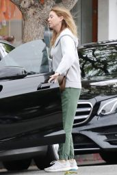 Ellen Pompeo - Out in West Hollywood 04/29/2019