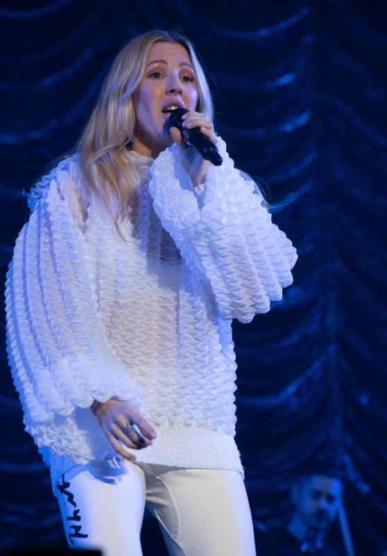 Ellie Goulding - Free Radio Hits Live in Birmingham 05/04/2019
