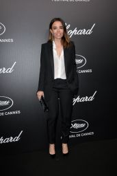 Elodie Bouchez – Official Trophée Chopard Dinner Photocall in Cannes 05/20/2019