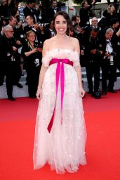 """Elodie Bouchez – """"Oh Mercy!"""" Red Carpet at Cannes Film Festival"""