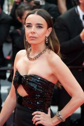 "Elodie Bouchez – ""Once Upon a Time in Hollywood"" Red Carpet at Cannes Film Festival"
