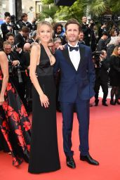 "Elodie Fontan – ""Once Upon a Time in Hollywood"" Red Carpet at Cannes Film Festival"