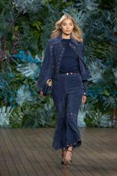 Elsa Hosk - Alberta Ferretti Cruise 2020 Collection Show at Monaco Yacht Club