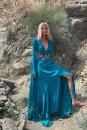 Elsa Hosk - Personal Pics 05/28/2019