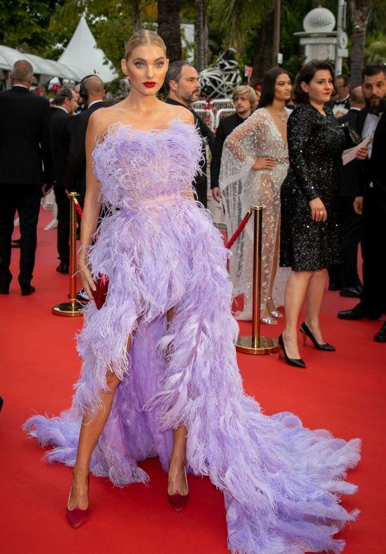 """Elsa Hosk – """"Sibyl"""" Red Carpet at Cannes Film Festival"""