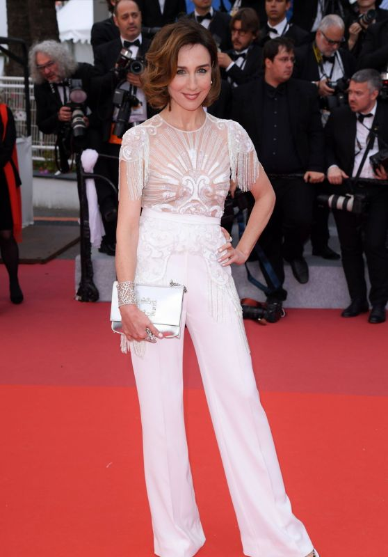 "Elsa Zylberstein – ""La Belle Epoque"" Red Carpet at Cannes Film Festival"