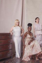 Emilia Clarke - The Hollywood Reporter 2019