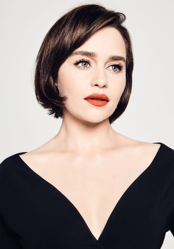 Emilia Clarke - Variety