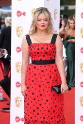 Emily Atack – BAFTA TV Awards 2019