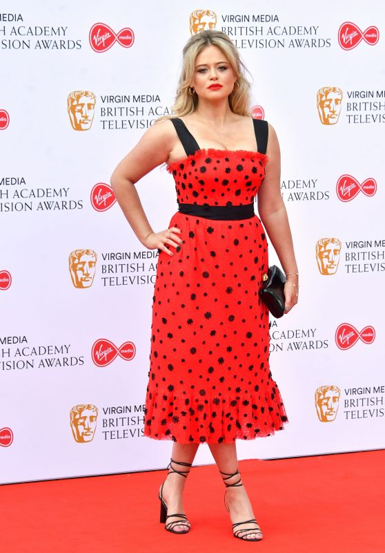 Emily Atack – BAFTA TV Awards 2019