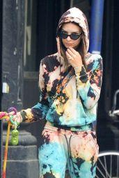 Emily Ratajkowski Street Style - New York City 05/28/2019