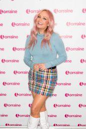 Emma Bunton - Lorraine TV Show in London 05/01/2019