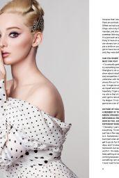 Emma Dumont - Photoshoot for Composure Magazine Issue #21, 2019