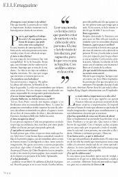 Emma Roberts - ELLE Magazine Spain June 2019 Issue