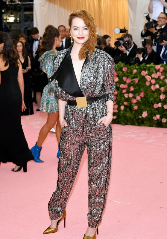 Emma Stone – 2019 Met Gala