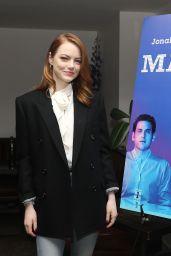 "Emma Stone - Emmys Screening & Q&A for ""Maniac"" in NY"