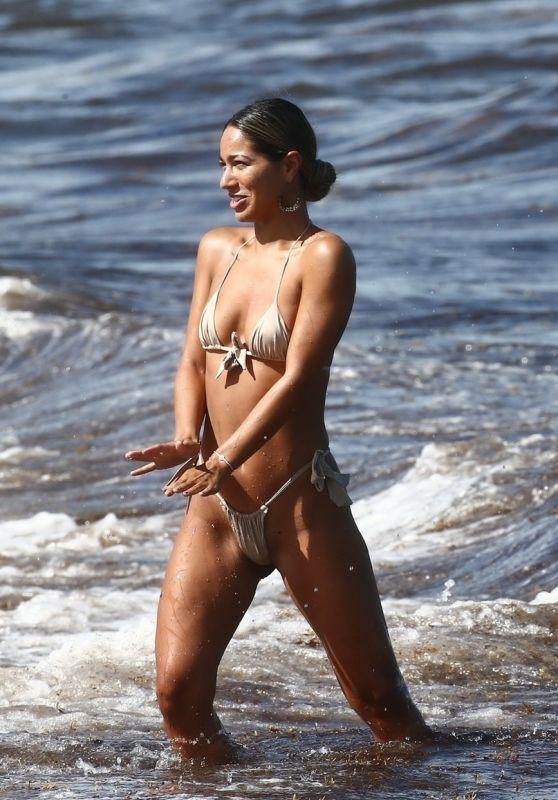 Erika Wheaton in Bikini in Miami Beach 5/11/2019